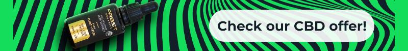 Promote Prest Organics CBD affiliate program with CrakRevenue!
